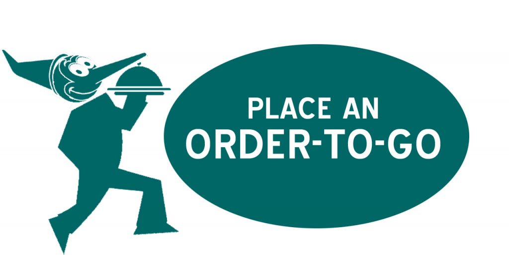 Place an ORDER-TO_GO