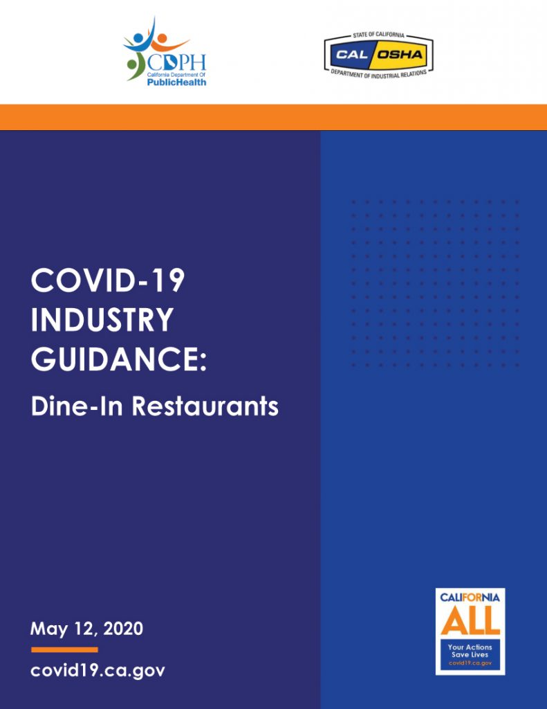 Covid-19 Industry Guidance
