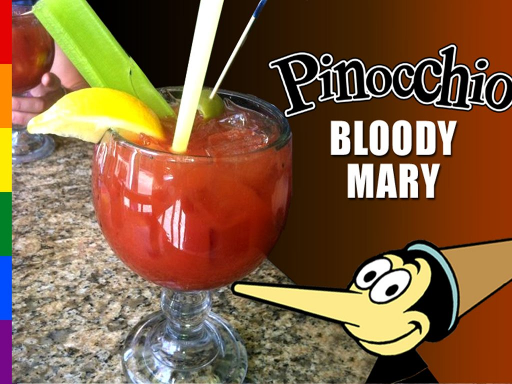 Come enjoy a BLOOD MARY good time!