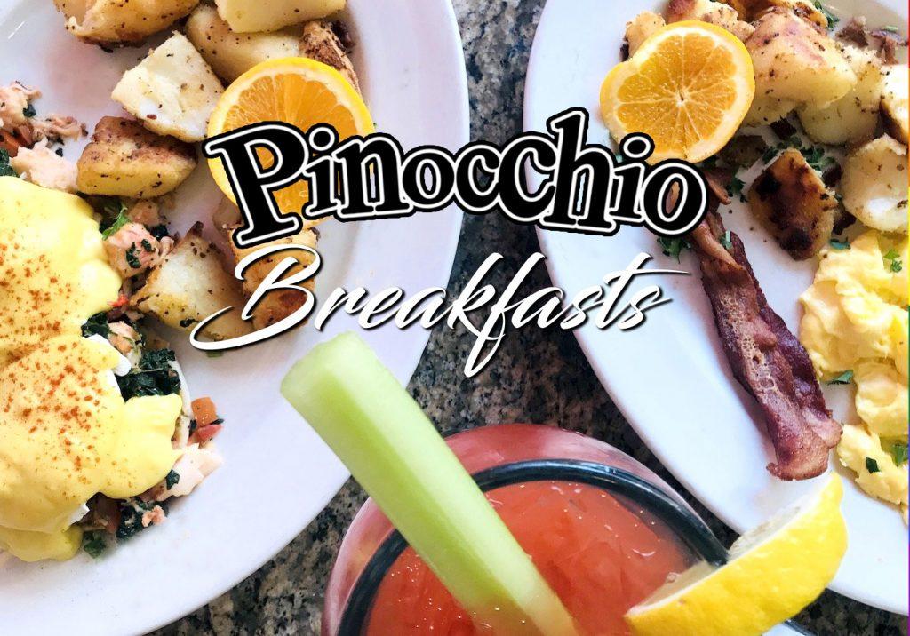 Pinocchio Breakfasts