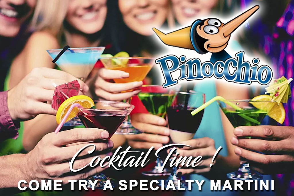 Are you ready for COCKTAIL TIME?