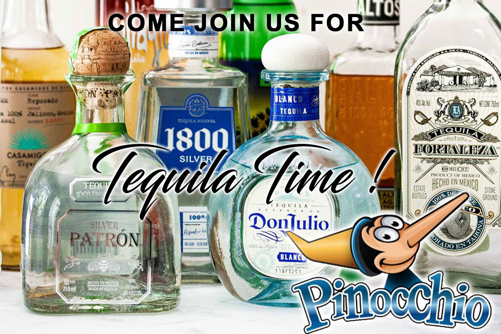 Are you ready for TEQUILA TIME!I